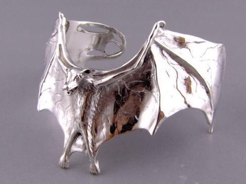 Vampire Bat Cuff