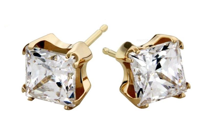 anatometai princess earrings